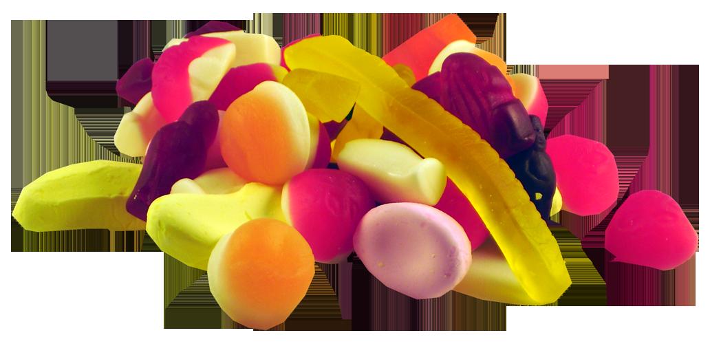 Jubes, Jellies & Gummies
